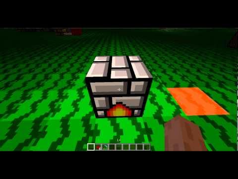 Minecraft 1.4.6 Furnace Lamp