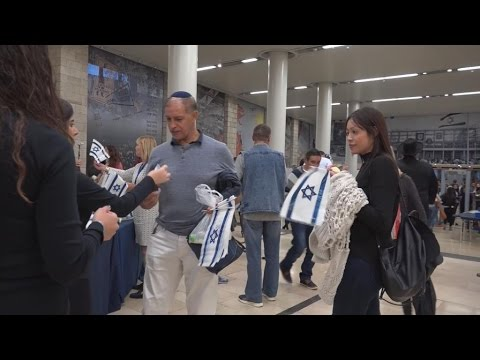 Israel: French citizens making Aliyah face challenge of new life