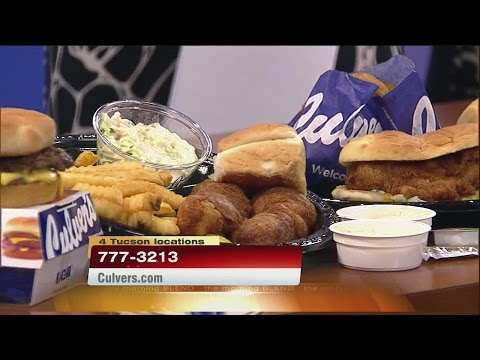 Culver's - North Atlantic Cod and other guest favorites