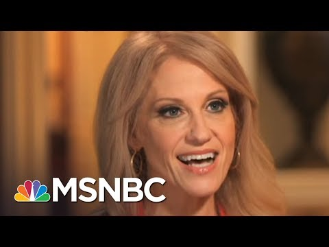 Kellyanne Conway's Husband Trolls President Donald Trump On Twitter | All In | MSNBC