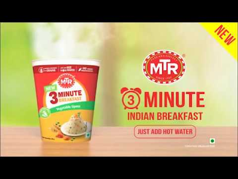 MTR 3 Minute Breakfast