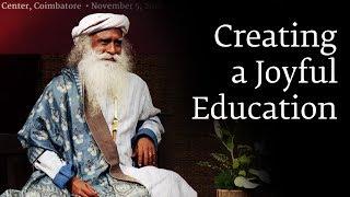 Creating a Joyful Education