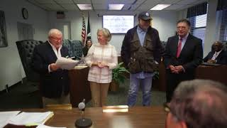 Longtime Trenton-based TV reporting duo Nora Muchanic and Andy Doane recognized by Mercer County