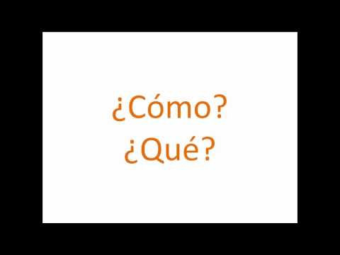Free Spanish Lesson - 14 - How to ask for help in Spanish
