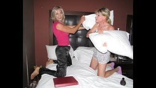 T-pillow Fight