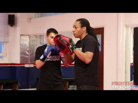 How Not to Hold Focus Pads (2 of 32) | Fighter Training Tutorial | Boxing
