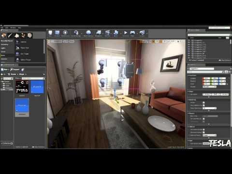 Unreal Engine 4 Tutorial - Draw Text/HUD Blueprint