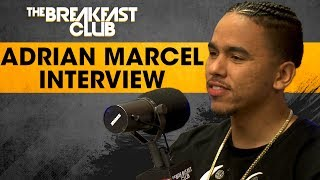 Adrian Marcel On Finally Putting Out A Full Album, Performs His Song