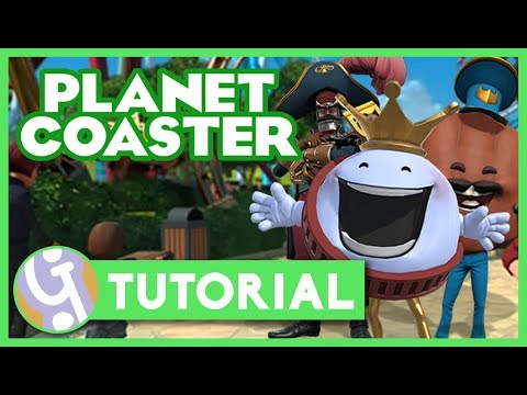 Top 10 'Pro' Building Tips | Planet Coaster Tutorial