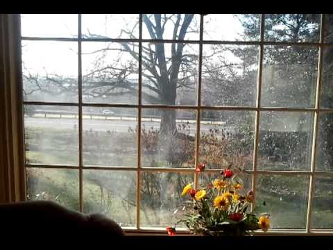 Cleaning Windows Around Lancaster - Foggy Window Part 2