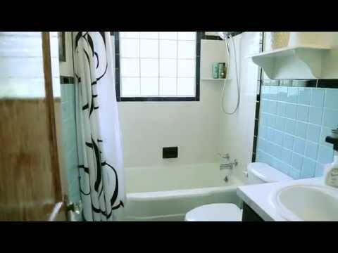 Checking in with Chelsea - Bathroom Update - Homax Tough as Tile