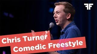 Download CHRIS TURNER | COMEDIC FREESTYLE | 2017 Video