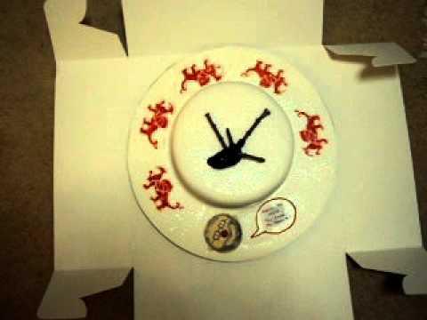 My Housewarming cake.