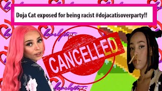 """Doja Cat Cancelled after """"old"""" videos and tweets resurface! #dojacatisoverparty #fullbreakdown"""