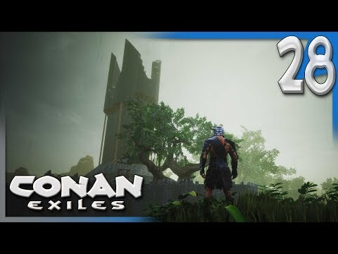 BEGINNING PHASE TWO OF THE PLAN! | Conan Exiles Multiplayer Gameplay/Let's Play S4E28