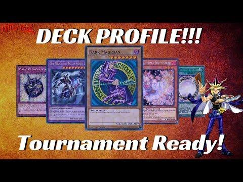 Dark Magician Deck Profile (May 2018) !
