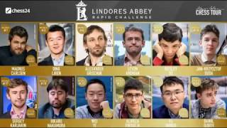Yu Yangyi's Smooth Victory Against Magnus Carlsen