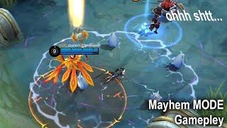 Parsha Mayhem Mode Gameplay Mobile Legends