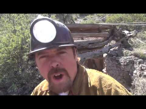 GOLD MINE EXPLORING !!! With Mining Equipment Inside. ask Jeff Williams