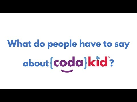 What do People Have to Say About CodaKid?