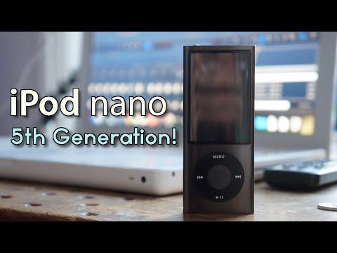 iPod nano 5th generation Retro Review!
