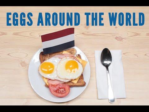Around The World In 20 Eggs