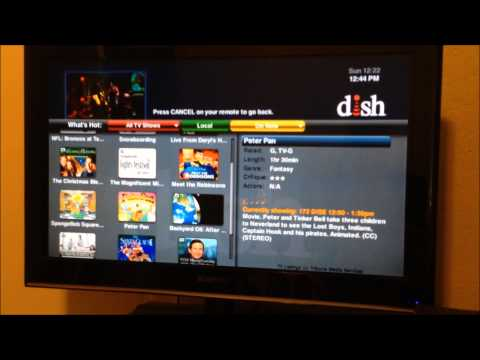 DISH Network, The Hopper, Joey and DISH Anywhere overview