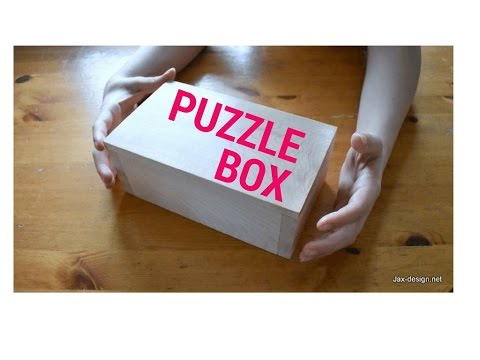 Puzzle Box- How to Make