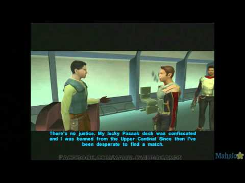Star Wars Knights of the Old Republic - Part 24 - Taris - Lower City