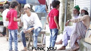 Asking Muslims Money for a Hindu Festival (Ganesh Chaturthi) - Funk You (Shocking Reactions)