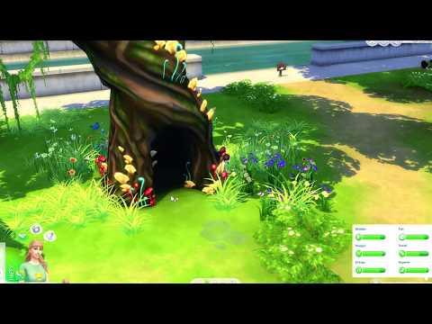Sims 4 Episode 6: The Sylvan Glade