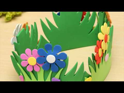 Decorating Kids Rooms With Foam Wall Stickers