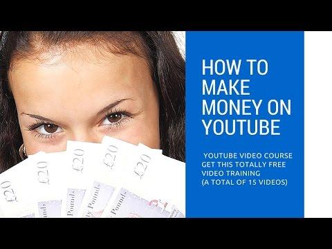 how to make money on youtube (paid Youtube) daviesm001