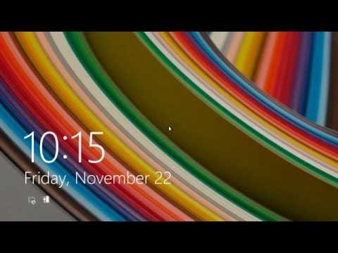 how to Hack Local Windows 8 Password
