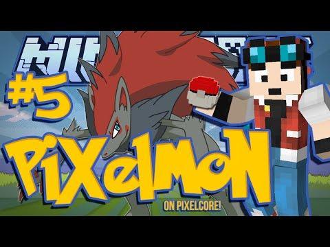 UNDERGROUND LAVA STADIUM | Minecraft: Pixelmon Mod w/ DanTDM! [#5]