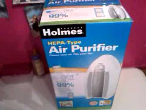 Air Purifier @ walmart