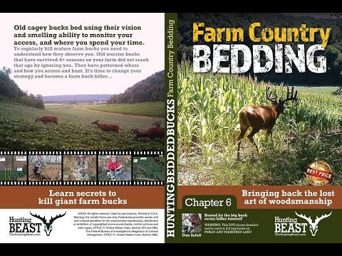 Farm country bedding DVD trailer  ( Coming July 2018 )