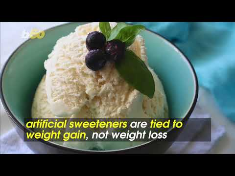 How Low-Calorie Ice Cream Can Make You Gain Weight