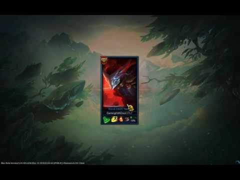 How To Change Your Health Bar In League Of Legends To Yellow