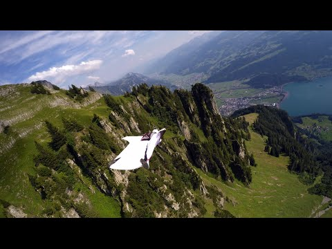 Fly Like A Girl - Wingsuit BASE jumping