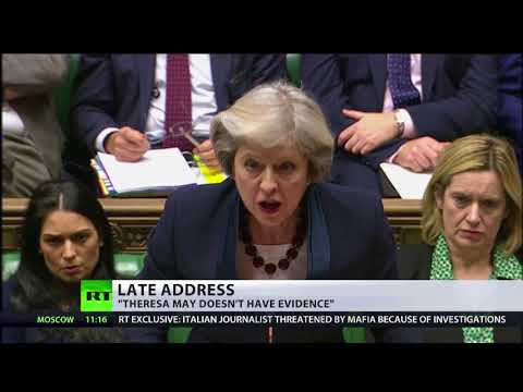 Raddie: They couldn't take a vote because May doesn't have the evidence