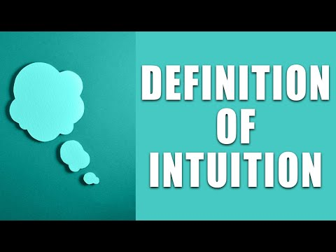 Definition of Intuition