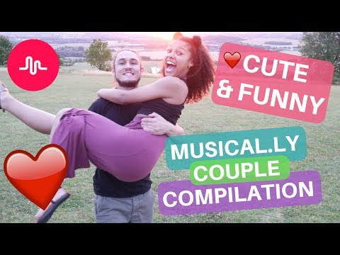 Cute (and FUNNY!) Musically Couple Compilation