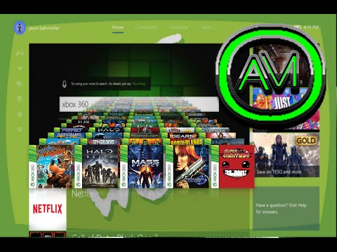 HOW TO INSTALL XBOX 360 Games on XBOX One - Backward Compatibility - 2016 Update