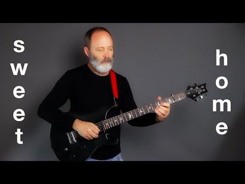 Sweet Home Alabama Becomes Ambient Guitar Meditation!