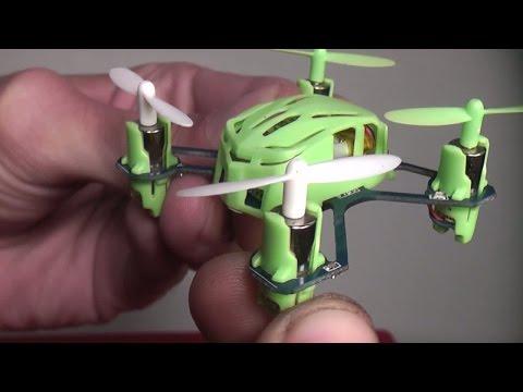 Why you should buy the Hubsan Q4 H111 nano quad [RC101 Review]