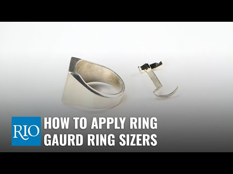 How to Apply Ring Guard Ring Sizers