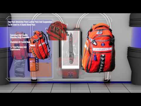Spotlight on Plano Medical's 3-in-1 Backpack