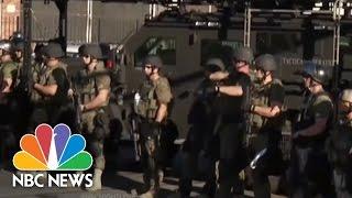 Militarized Police Forces Raise Concern | NBC News
