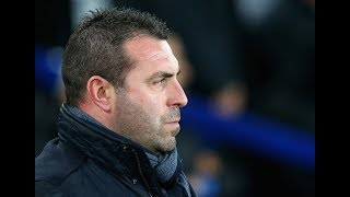 """Unsworth: """"You have to play with pride, commitment and 100% effort, that"""